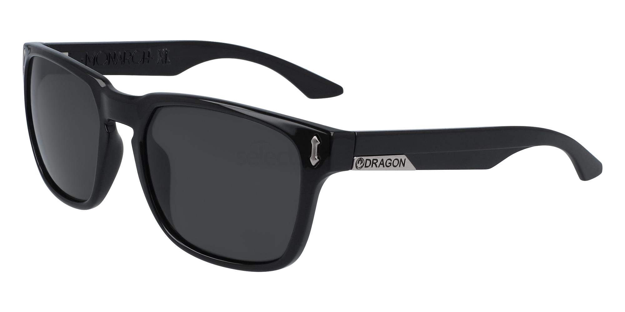 004 DR MONARCH XL LL POLAR Sunglasses, Dragon