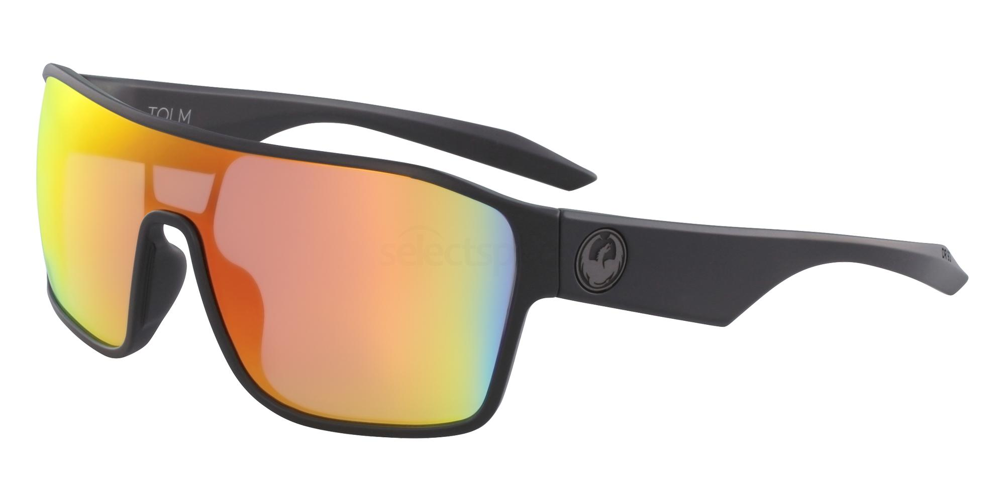 022 DR TOLM LL ION Sunglasses, Dragon
