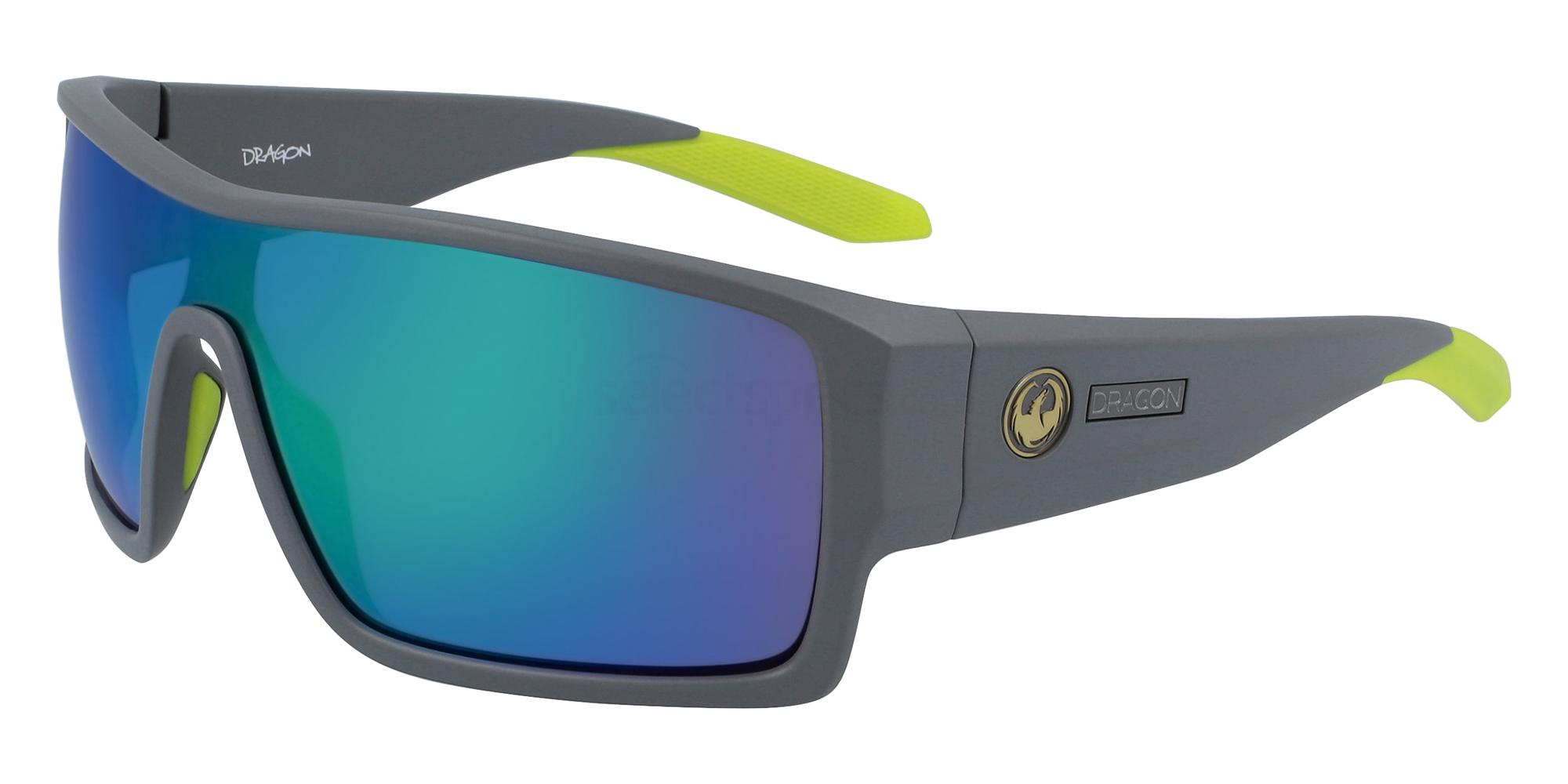 025 DR FLASH LL ION Sunglasses, Dragon