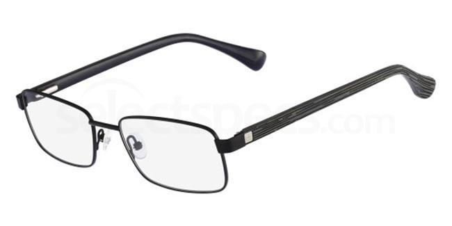 001 CK5386 Glasses, Calvin Klein Platinum