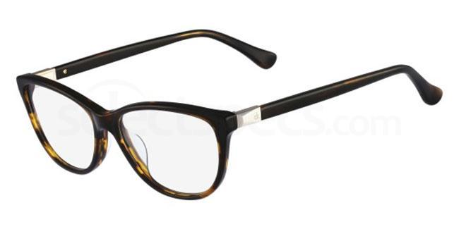214 CK5814 Glasses, Calvin Klein Platinum