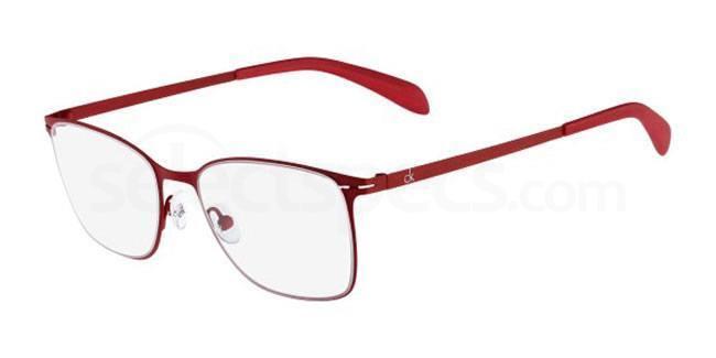604 CK5402 Glasses, Calvin Klein Platinum