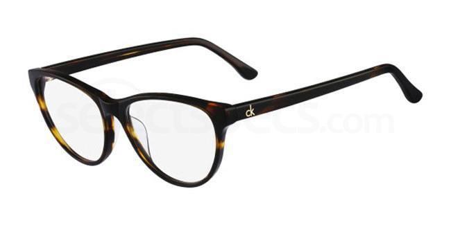 214 CK5823 Glasses, Calvin Klein Platinum