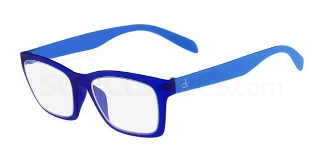 412 CK5831 Glasses, Calvin Klein Platinum