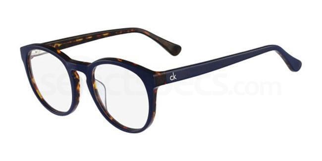 229 CK5843 Glasses, Calvin Klein Platinum