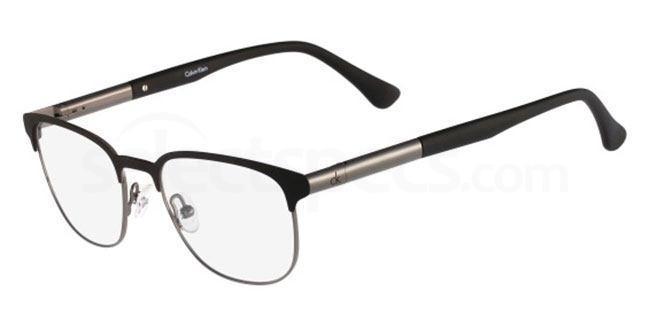 046 CK5406 Glasses, Calvin Klein Platinum