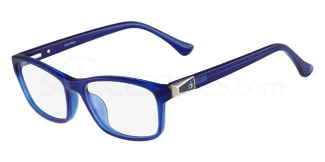 424 CK5861 Glasses, Calvin Klein Platinum
