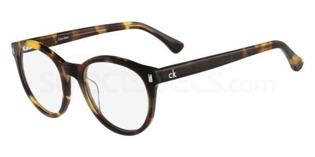 214 CK5863 Glasses, Calvin Klein Platinum