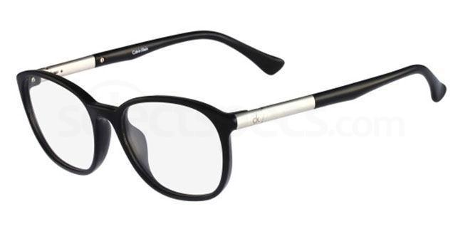 001 CK5868 Glasses, Calvin Klein Platinum