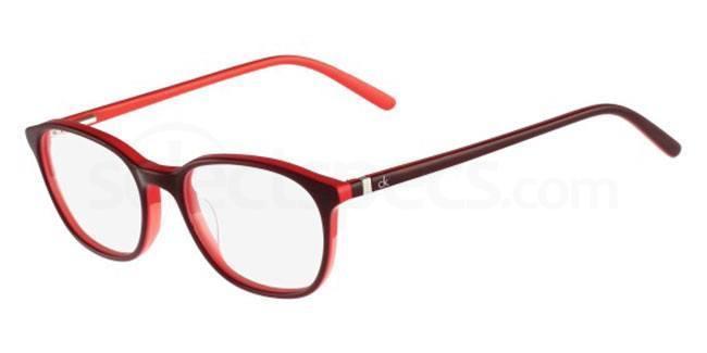 603 CK5878 Glasses, Calvin Klein Platinum