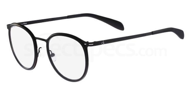 045 CK5415 Glasses, Calvin Klein Platinum