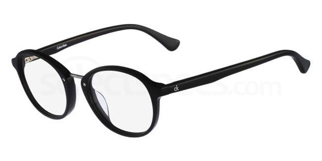 004 CK5874 Glasses, Calvin Klein Platinum