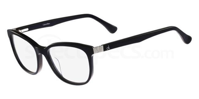 001 CK5879 Glasses, Calvin Klein Platinum