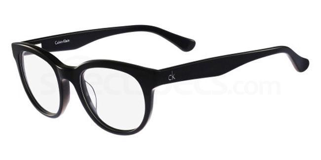 001 CK5887 Glasses, Calvin Klein Platinum