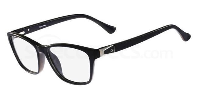 001 CK5891 Glasses, Calvin Klein Platinum