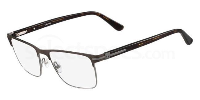 201 CK5427 Glasses, Calvin Klein Platinum