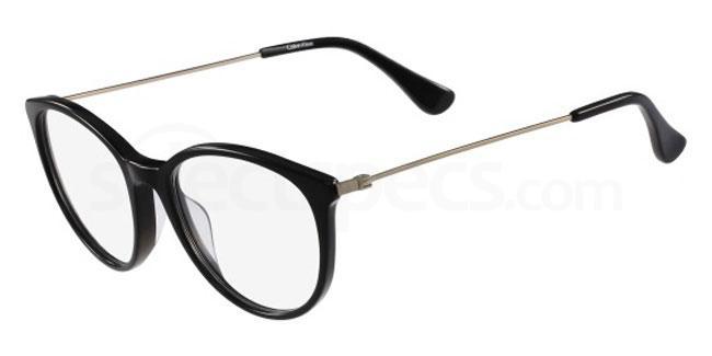 001 CK5928 Glasses, Calvin Klein Platinum