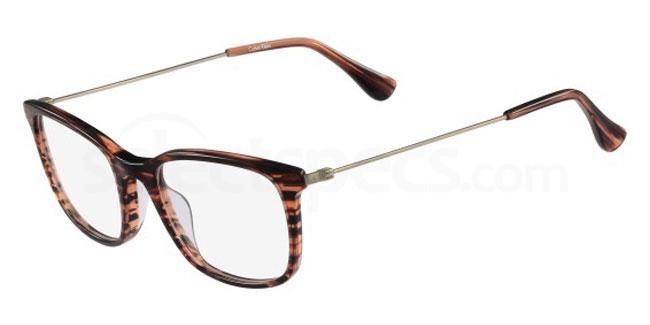 231 CK5929 Glasses, Calvin Klein Platinum