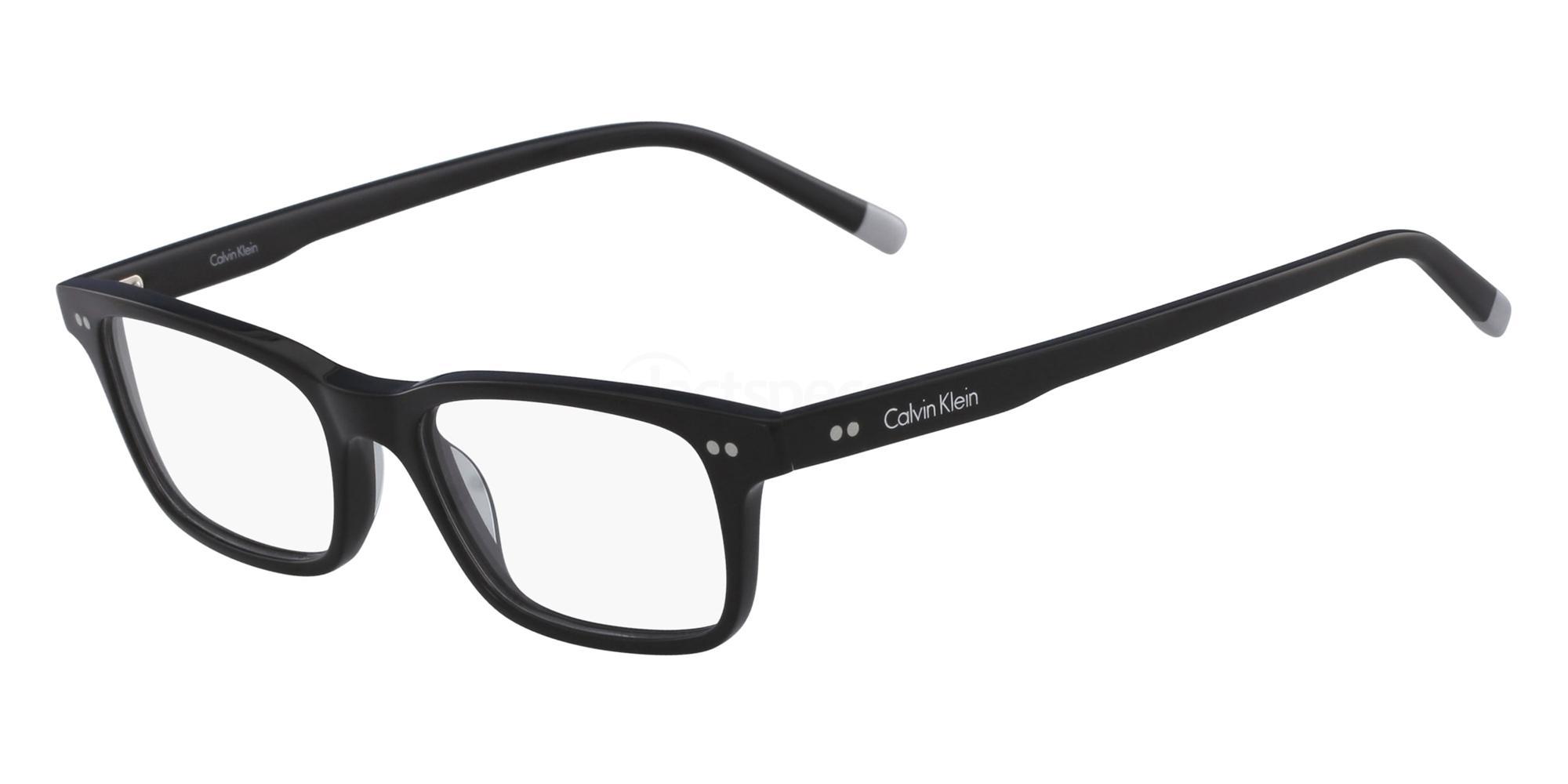 001 CK5989 Glasses, Calvin Klein
