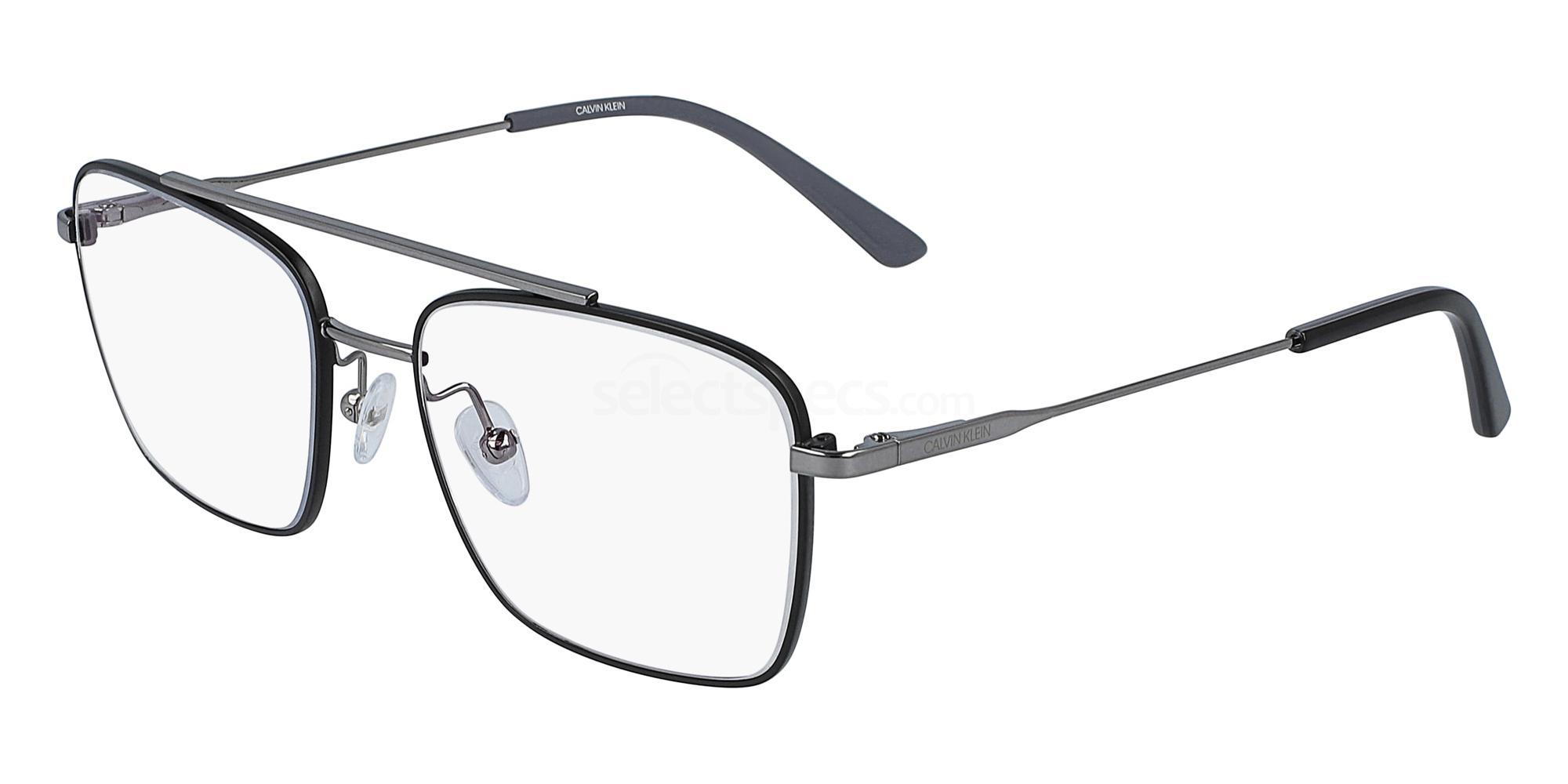 001 CK19104 Glasses, Calvin Klein