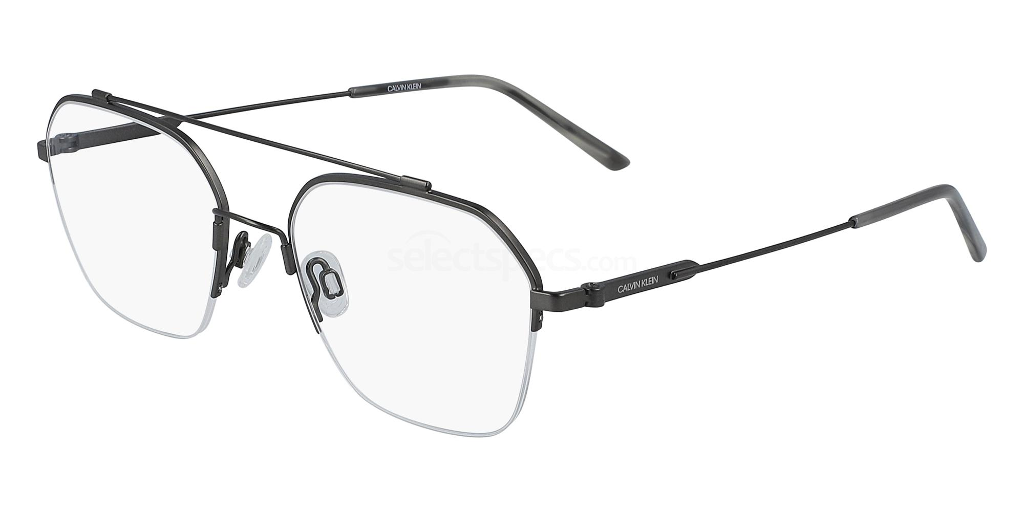 008 CK19143F Glasses, Calvin Klein