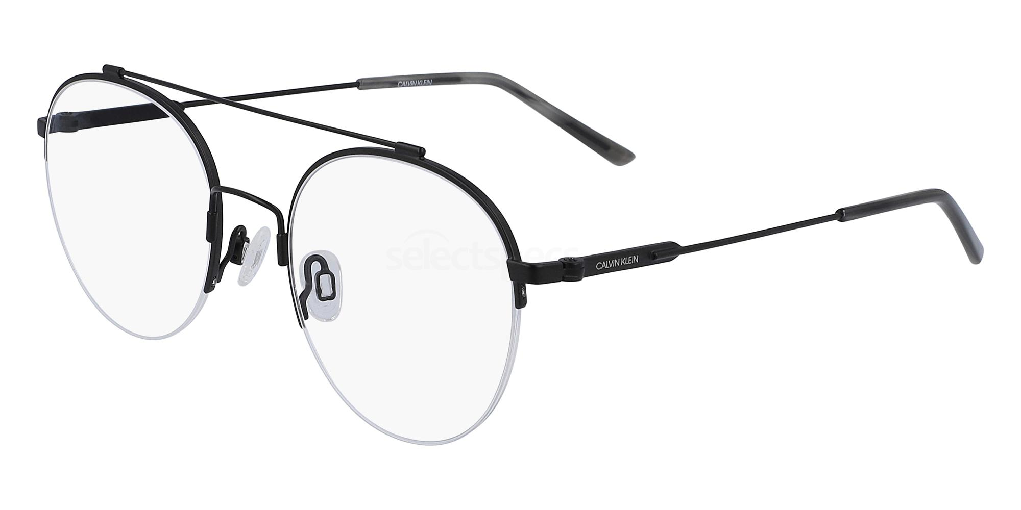 001 CK19144F Glasses, Calvin Klein