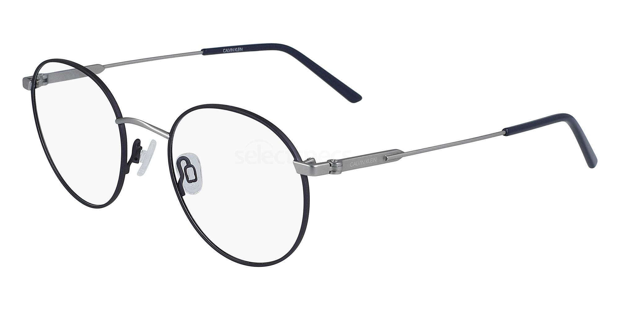 410 CK19146F Glasses, Calvin Klein