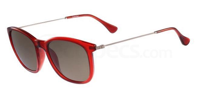 607 CK3173S Sunglasses, Calvin Klein