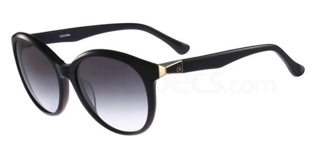 001 CK4291S Sunglasses, Calvin Klein Platinum