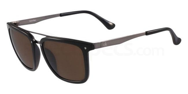 001 CK1214S Sunglasses, Calvin Klein
