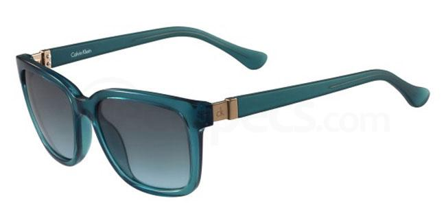 318 CK3190S Sunglasses, Calvin Klein