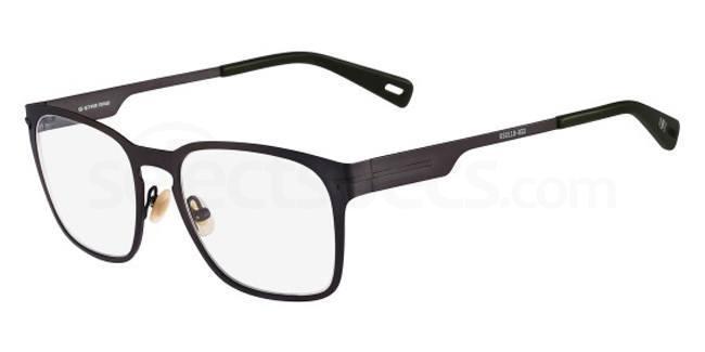 033 GS2110 - Flat Metal Dekay Glasses, G-Star RAW
