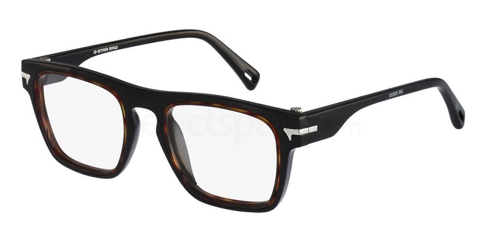 001 GS2622 BRAZE TERRAMS Glasses, G-Star RAW