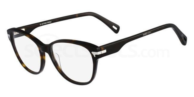 214 GS2627 THIN TRASON Glasses, G-Star RAW