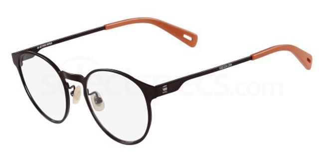204 GS2124 METAL GSRD SANDFORD Glasses, G-Star RAW