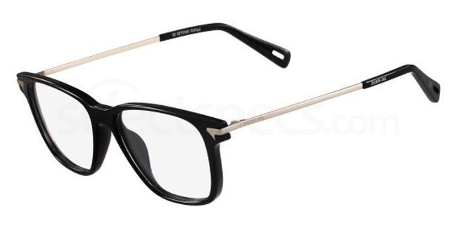 001 GS2639 COMBO DENDAR Glasses, G-Star RAW