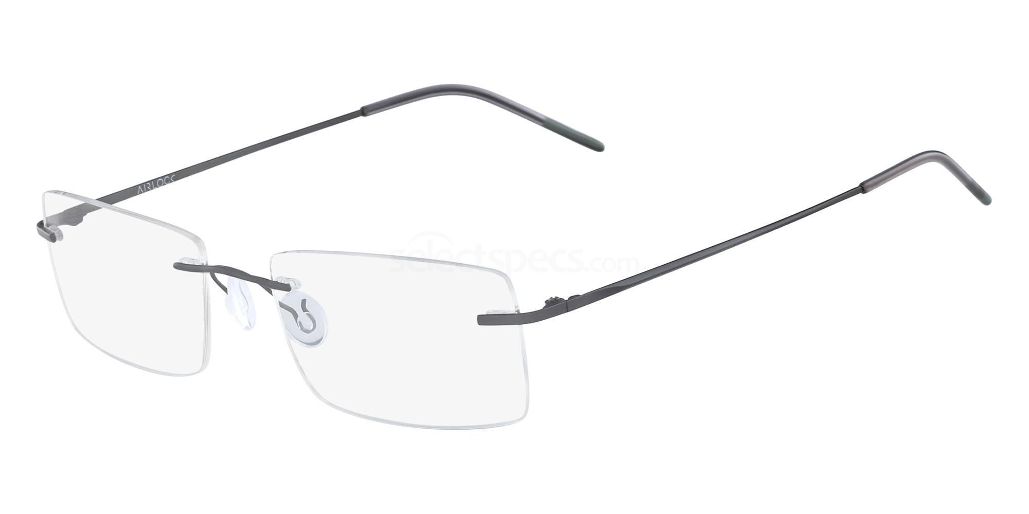 035 WISDOM 205 Glasses, AIRLOCK