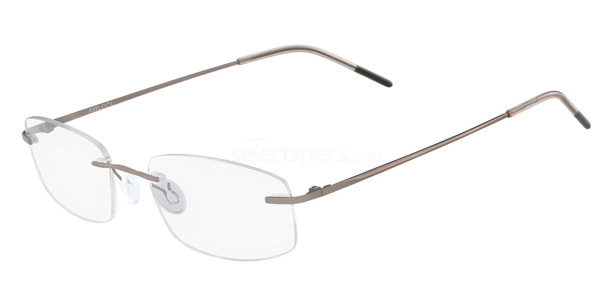 710 WISDOM 206 Glasses, AIRLOCK