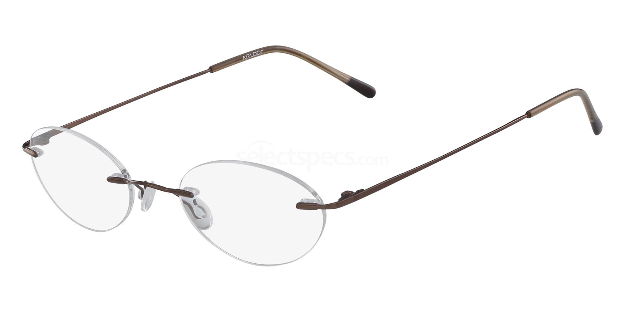 210 SEVEN-SIXTY 204 Glasses, AIRLOCK