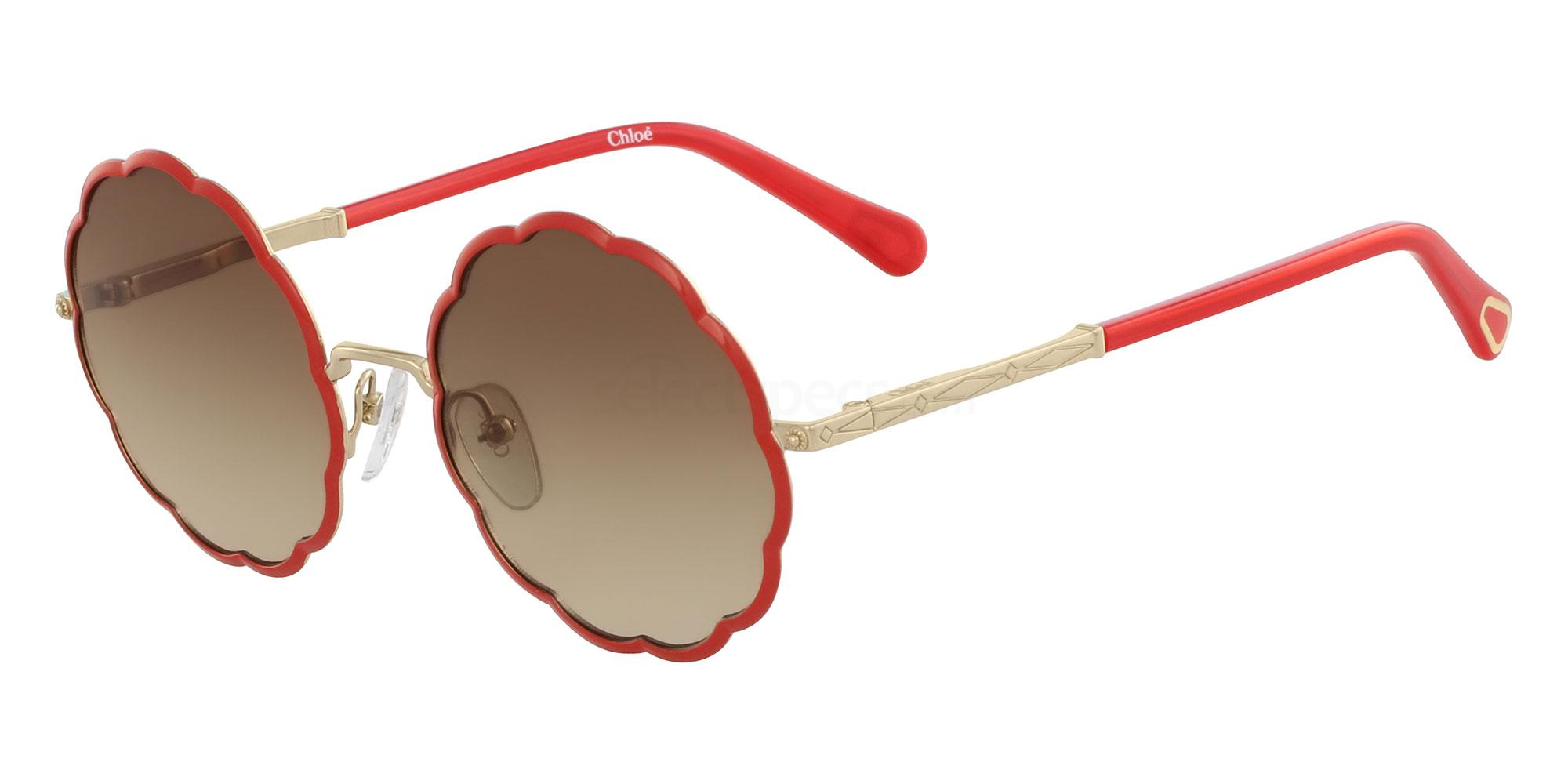 738 CE3103S Sunglasses, Chloe Kids
