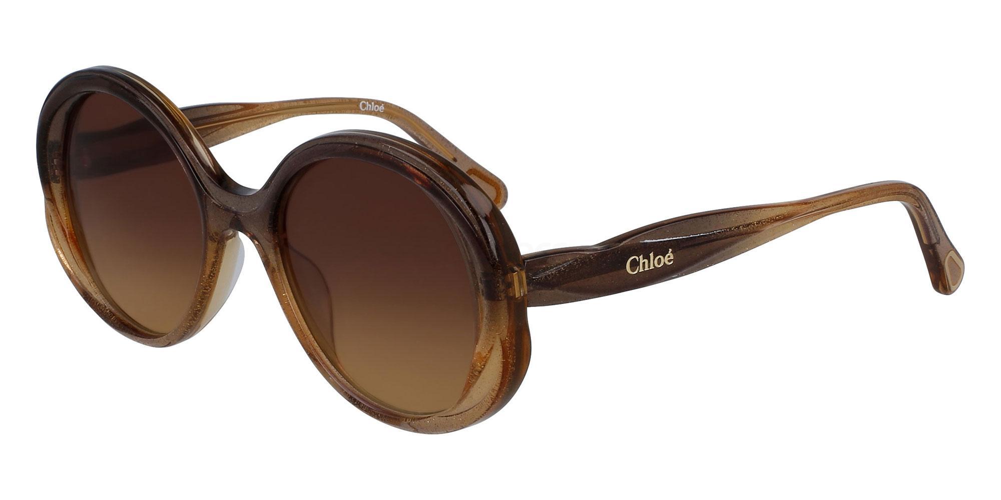 214 CE3615S Sunglasses, Chloe Kids