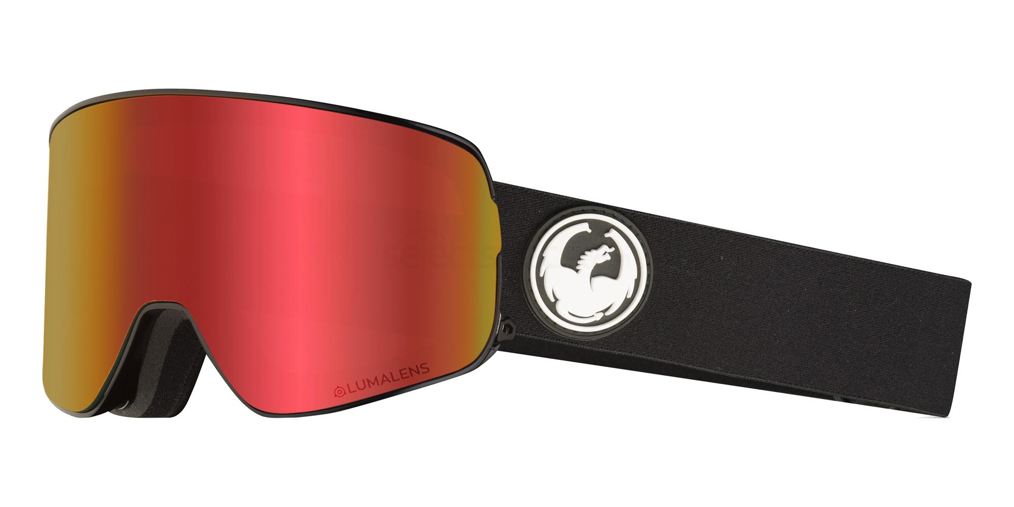332 DR NFX2 TWO Goggles, Dragon