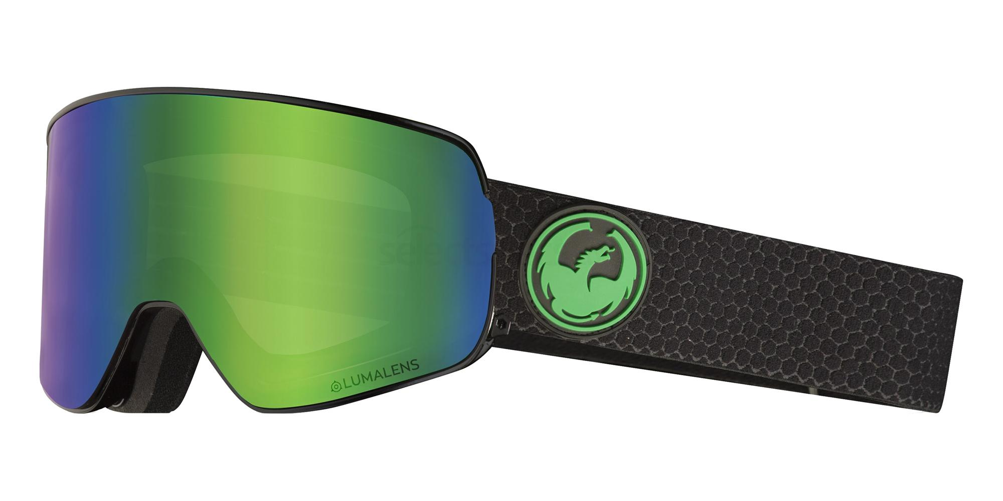 333 DR NFX2 TWO Goggles, Dragon
