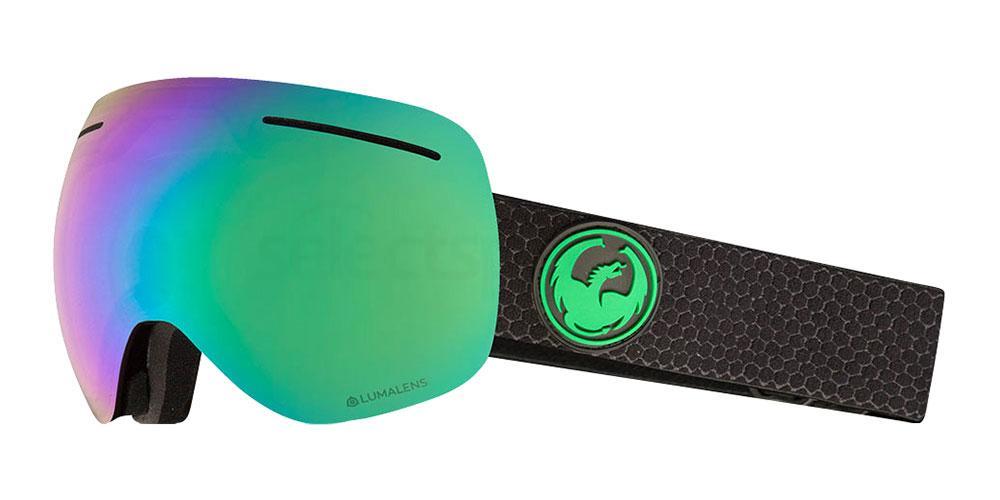 333 DR X1 THREE Goggles, Dragon