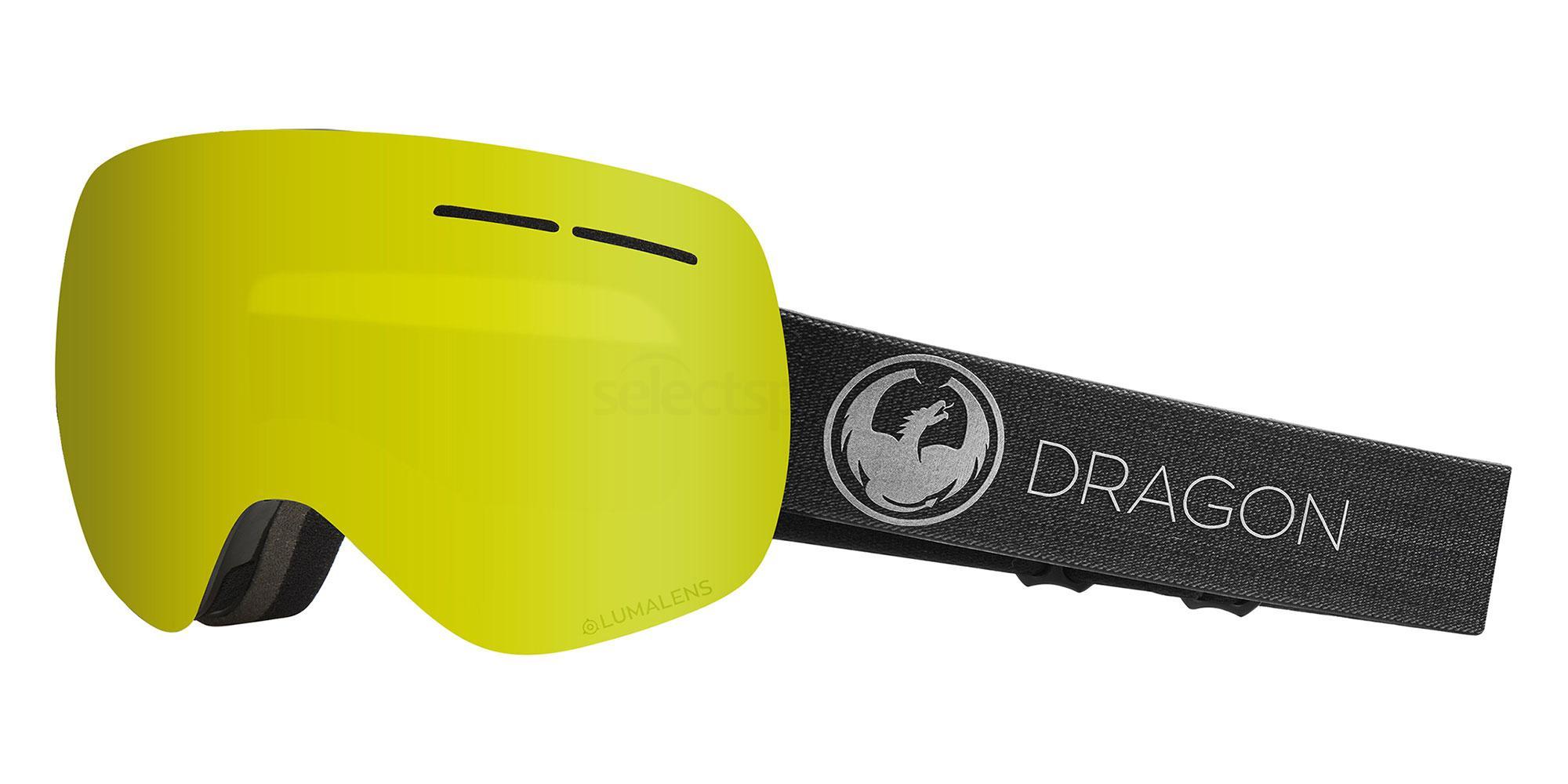 338 DR X1S NEW PH Goggles, Dragon