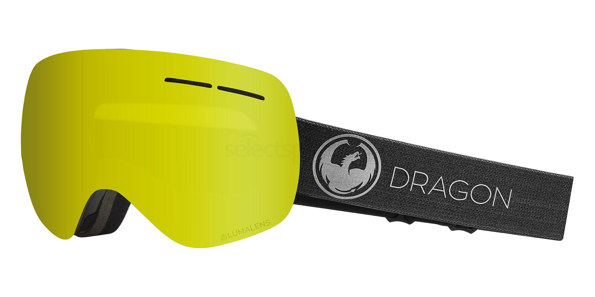 338 DR X1S NEW PH Goggles, Dragon