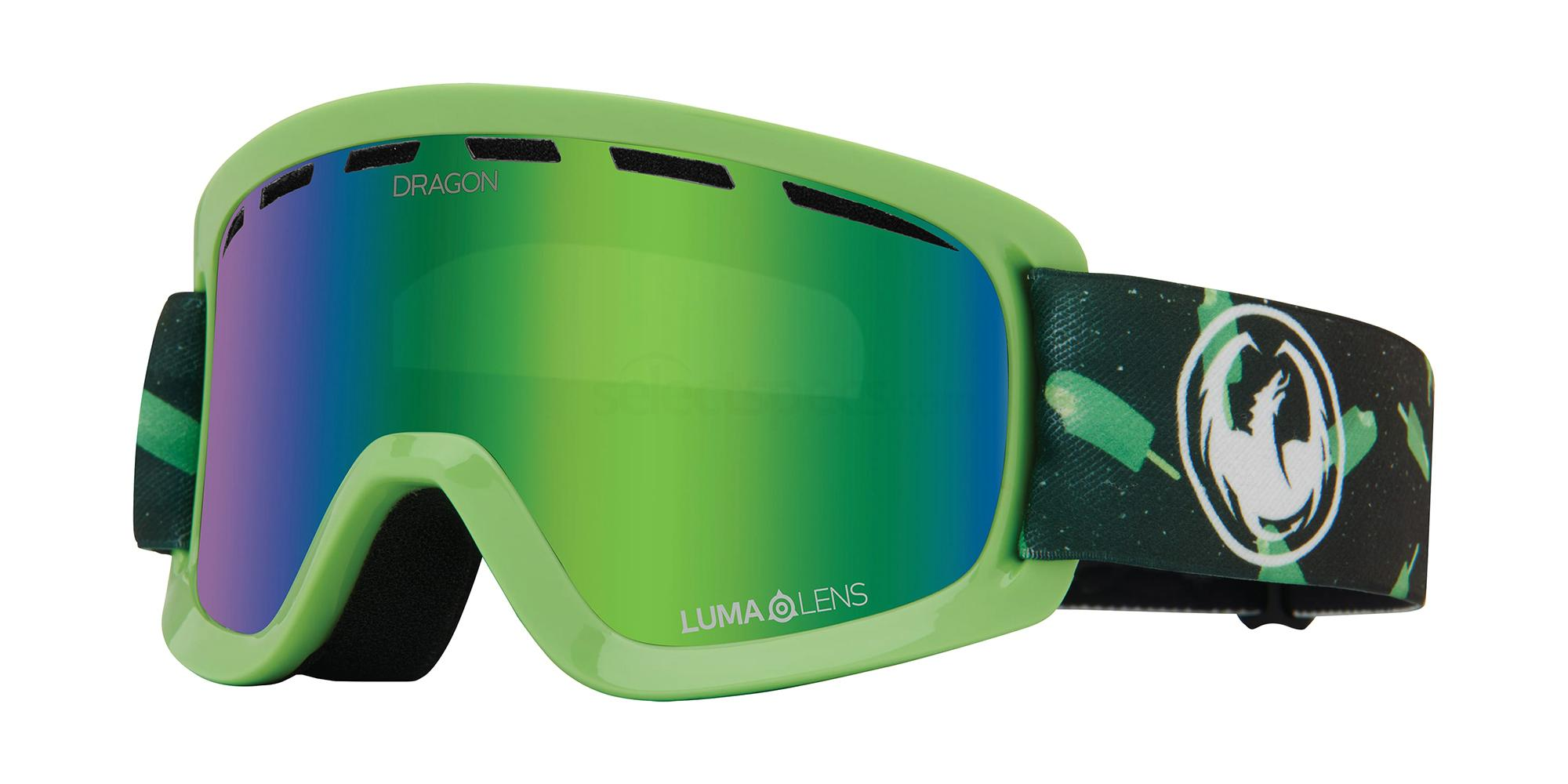 306 DR LIL D BASE ION Goggles, Dragon