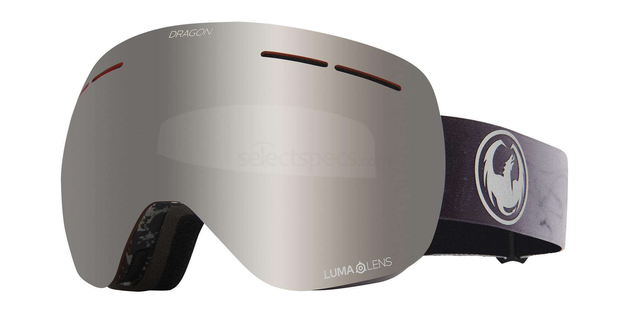 048 DR X1S BONUS Goggles, Dragon