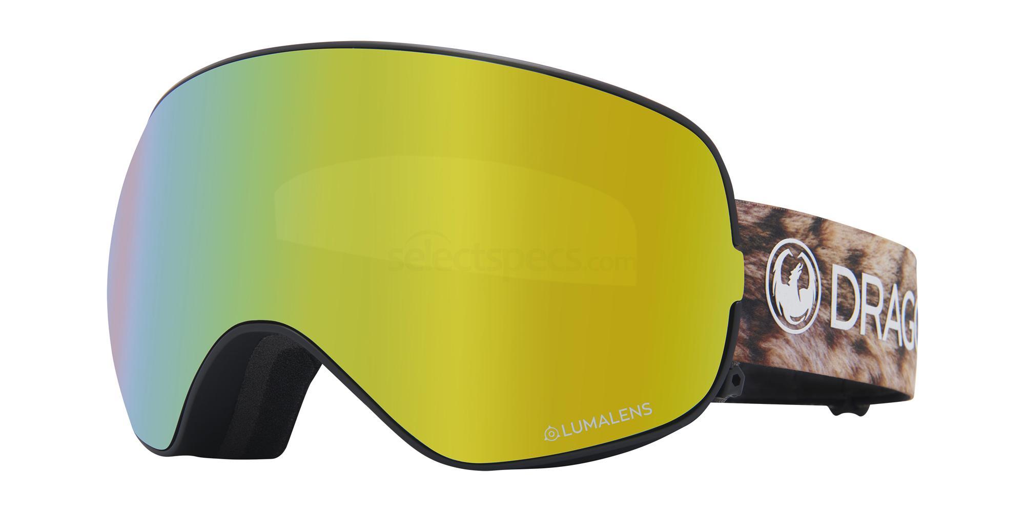 007 DR X2S BONUS Goggles, Dragon
