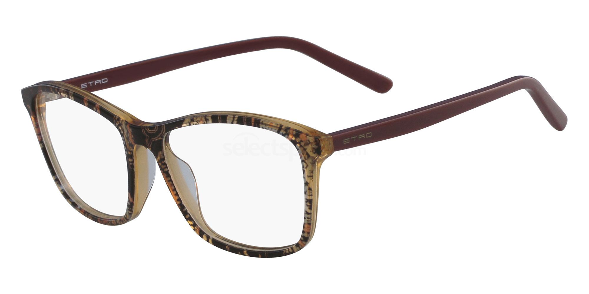 802 ET2641 Glasses, Etro